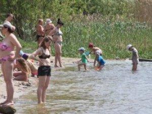 Фото: Пляжний сезон у Полтаві офіційно відкриють в суботу