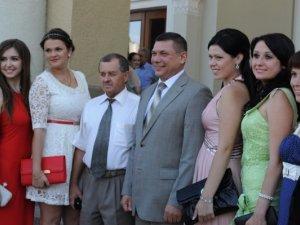Фото: Кращих полтавських педагогів зібрали на балу (+ фото)