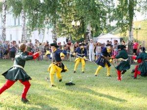 Фото: Полтавці відзначили річницю російсько-шведської битви