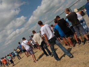Фото: AdrenalinFest у Полтаві «планує» зібрати тисячі глядачів: фотоогляд 2-го дня