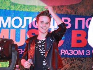 Фото: Обіцяні зірки привітали полтавців з Днем молоді концертом (фоторепортаж)