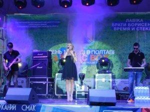 """Фото: Солістка гурту «Лавіка» мріє побувати на """"блошиному ринку"""" Полтави"""