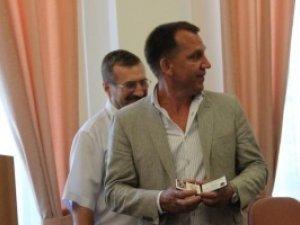 Фото: У Полтавській міськраді  новий депутат: Олександр Артеменко змінив Андрія Мартенса