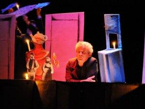 Фото: Полтавський театр ляльок закрив сезон Марком Шагалом (+ фото)