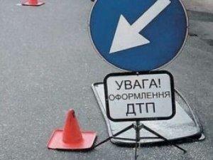 Фото: ДТП під Полтавою:  BMW злетів на узбіччя та перекинувся (+ карта)