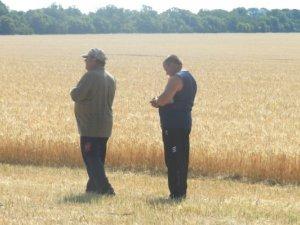 Фото: Міністр Присяжнюк назвав Полтавщину потужним аграрним регіоном (фото)
