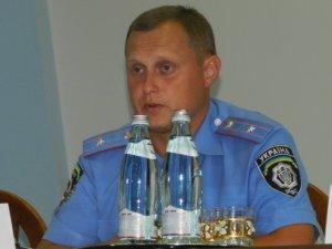 Фото: Призначили нового начальника полтавського відділу  ДАІ