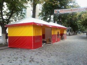Фото: У Полтаві незабаром запрацюють шкільні ярмарки (фото та карта)