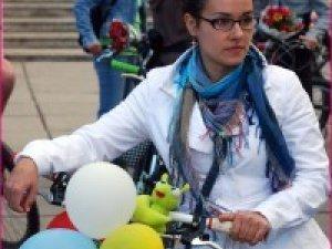 Фото: У Полтаві в неділю проведуть Велопарад Дівчат