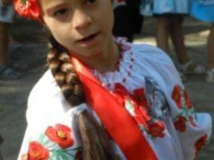 Фото: Як полтавська малеча подолала «9 козацьких порогів» (фоторепортаж)