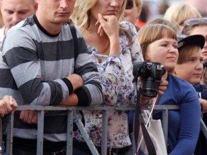 Фото: У Полтаві виступив відомий гурт ТіК (+ фото)