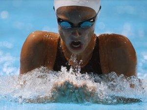 Фото: Плавчиня Вікторія Солнцева виборола на чемпіонаті світу срібло