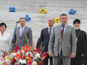 Фото: Абітурієнтів полтавського техуніверситету посвятили в студенти (фото)
