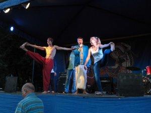 Фото: У Полтаві відбувся дводенний фестиваль індійської культури «Ратха-ятра» (Фото)