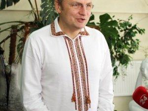 Фото: Меру Львова сподобалася гостинність полтавців