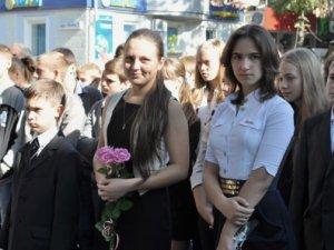 Фото: Учениця полтавського ліцею отримала 500 гривень за твір