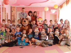 «Молоді регіони» впевнені, що найцінніші усмішки – дитячі