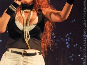 Фото: Фото. Зірки талант-шоу «Х-фактор», «Голос країни» виступили у Полтаві