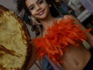 """Фото: Юна полтавка Емілі Москаленко змагається за мільйон в російському шоу """"Минута Славы"""""""