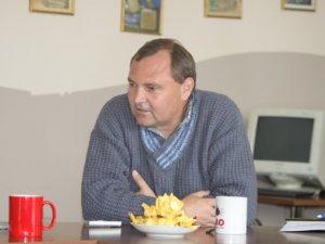"""Фото: Мер Хорола гостював в редакції """"Кола"""" (+ фото)"""