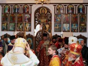 Фото: Як Патріарх Філарет освятив храм на Полтавщині. Фотоогляд