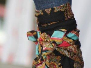 """Фото: Тоня Матвієнко у Полтаві на параді вишиванок """"шукала"""" жениха (+фото)"""