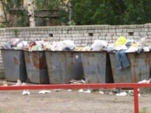 Фото: У Полтаві в сміттєвому баку знайшли немовля