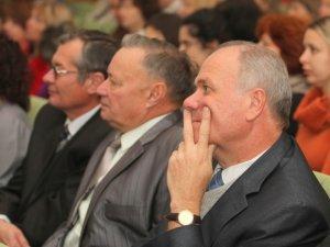 Фото: У Полтаві нагородили найкращих вчителів області (+фото)