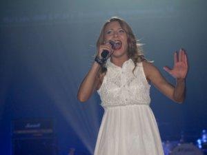 Фото: «Фабрикантка» Крестініна співала на Євробаченні та у швейцарському цирку. Інтерв'ю