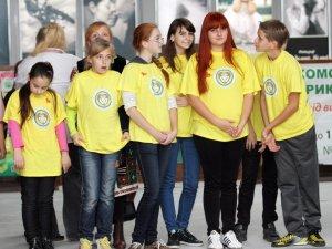 Фото: Полтавські діти змагалися у турнірі знавців безпеки (+фото)