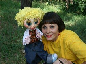 Фото: Полтавська телеведуча Марфа Буторіна святкує день народження