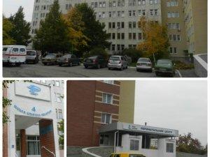 Фото: Фотофакт. Про різницю «паркінгу» Полтавської лікарні та райцентру