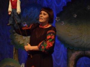 Фото: У полтавському театрі ляльок відбувся творчий вечір Марфи Буторіної (фоторепортаж)