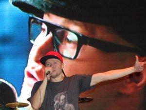 Фото: «Бумбокс» в Полтаві зібрав повний зал (репортаж)