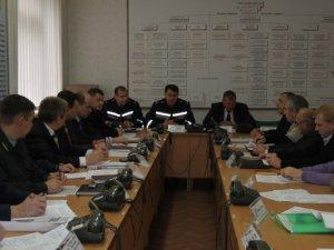 Фото: У Полтаві репетирували план дій під час осінньо-зимових надзвичайних ситуацій