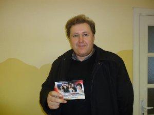 """Фото: Полтавці отримали квитки на концерт, виграні у вікторині від """"Кола"""""""