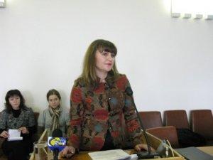 Фото: День народження святкує заступник мера Полтави Ольга Борисенко