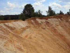Фото: На Полтавщині в Кобеляцькому районі дитину рятували з-під піску (подробиці)