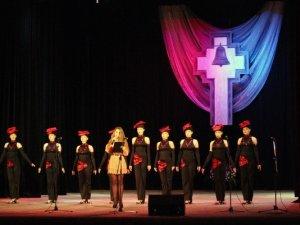 Фото: У Полтаві пройшов концерт пам'яті жертв Голодомору.Фотоогляд
