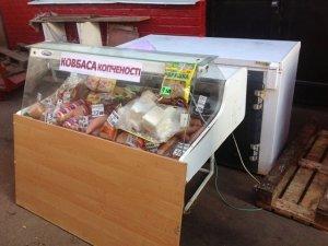 Фото: У Полтаві на ринку Південного вокзалу невідомі винесли обладнання на вулицю