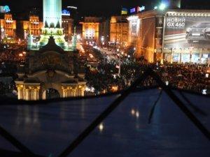 Фото: Я-Репортер. Фото зі столичного Євромайдану: вечір 1 грудня