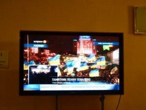 Фото: Після знесення пам'ятника Леніну у Києві (+фоторепортаж)