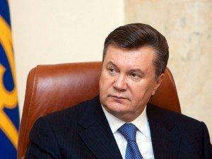 Фото: Янукович звернувся до Генпрокурора, аби звільнили частину затриманих «євромайданівців»