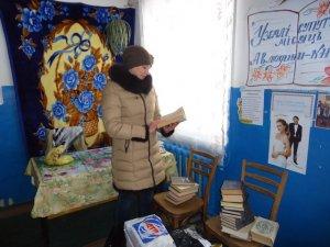 "Фото: В рамках акції ""Кола"" бібліотека села Гоголеве отримала 300 книг (+фото)"