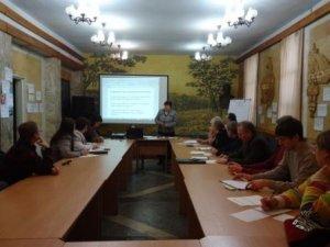 Фото: Громадськість Полтави без мера обговорила міський бюджет на 2014 рік