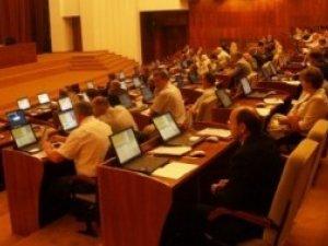 Фото: У Полтаві депутати проголосували за те, щоб 20-ту сесію сьогодні не закривати