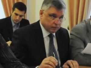 Фото: У Полтаві Юрій Левченко подав заяву про дострокове припинення депутатства