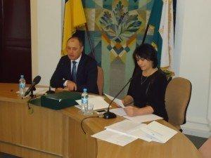 Передноворічна сесія Полтавської міськради: депутати за 40 хвилин вирішили роботу наступного року (+фото)