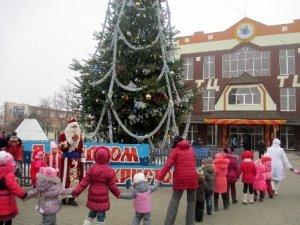 Ялинки Полтавщини: фото новорічних красунь з райцентрів