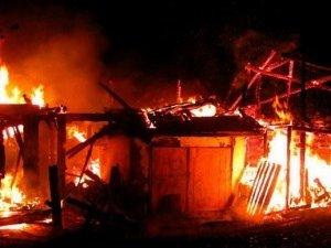 Фото: Під Полтавою через пожежу загинула домашня птиця